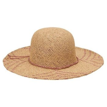 Sale sale-Woven Sun Brim Navy or Blush