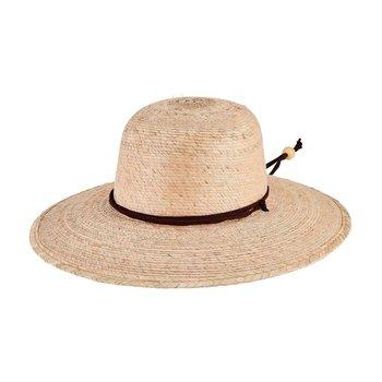 Sale sale-Palm Braid Garden Hat Natural or Tobacco