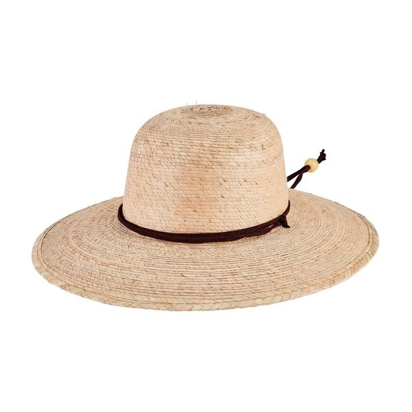 Sale sale-Palm Braid Garden Hat Natural or Tobacco