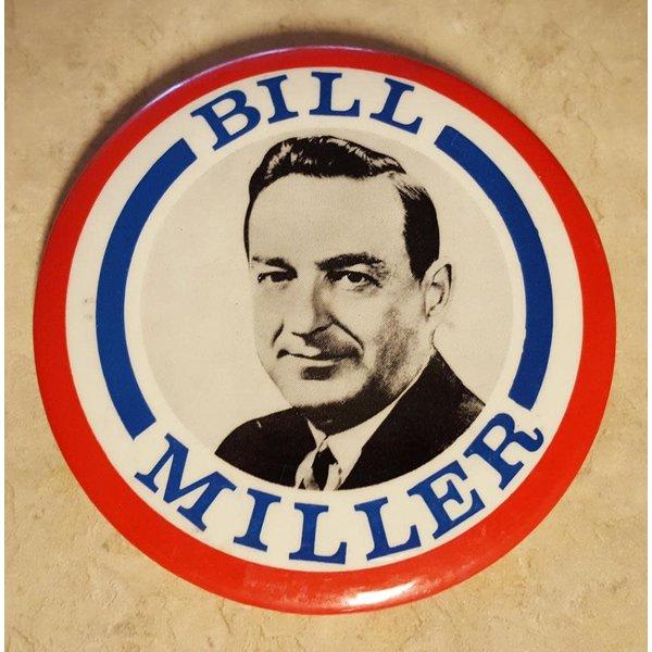 Bill Miller Campaign Button