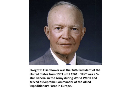 Dwight D. Eisenhower Items