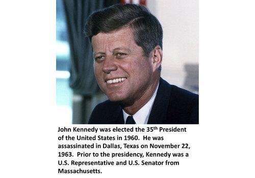 John F. Kennedy Items
