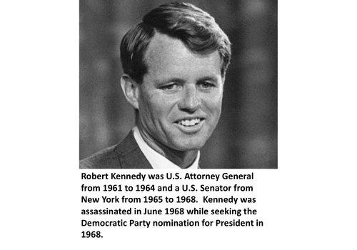 Robert Kennedy Items