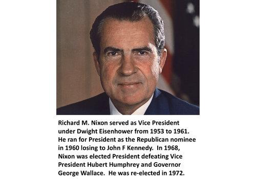 Richard Nixon Items