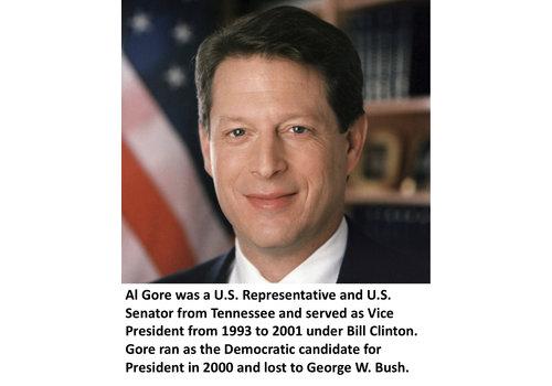 Al Gore Items