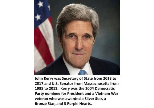 John Kerry Items