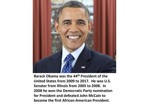 Barack Obama Items