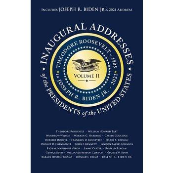 Inaugural Addresses Vol. 2 PB