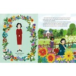 Lady Bird Johnson Lady Bird Johnson, That's Who! - The Story of a Cleaner and Greener America by Tracy Nelson Maurer HB