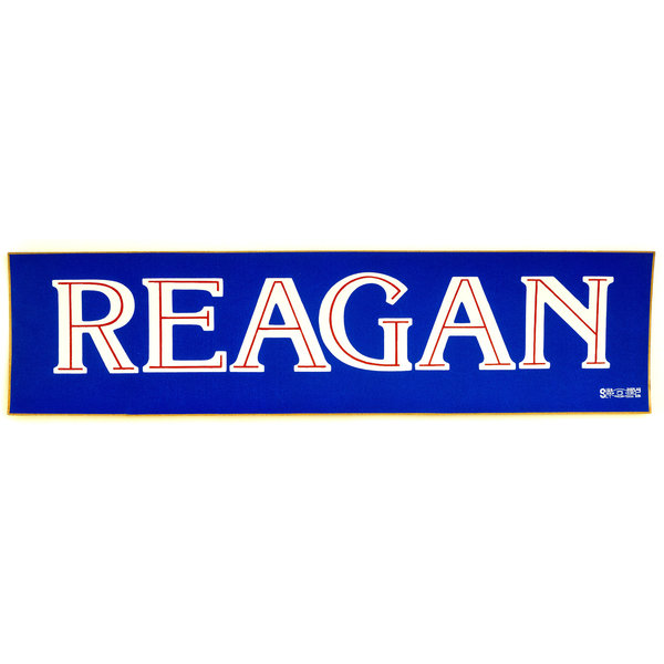 Reagan Bumper Sticker