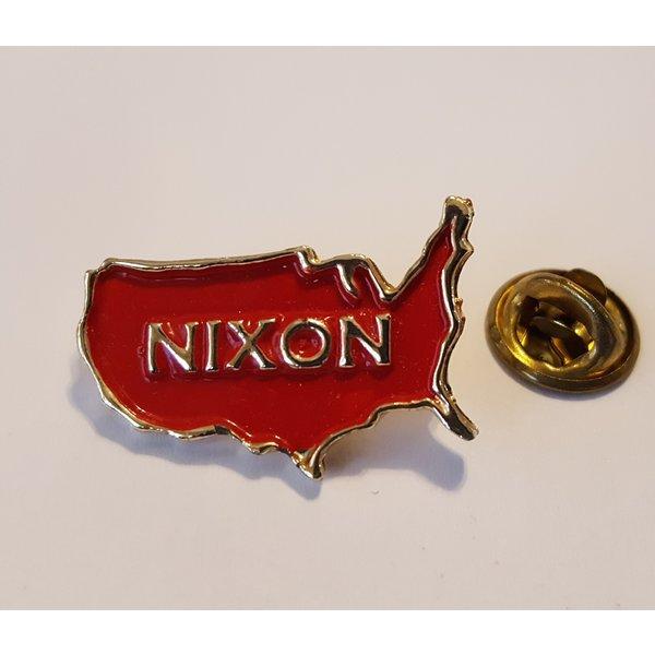 Nixon Lapel Tac Pin