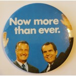 Now more than ever Campaign Button