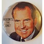 Nixon's The One Photo Button