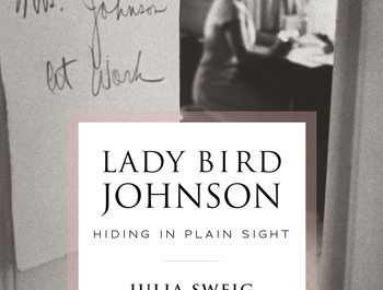 New book on Lady Bird Johnson