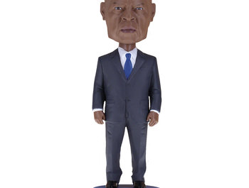 Just arrived!  John Lewis bobbleheads!