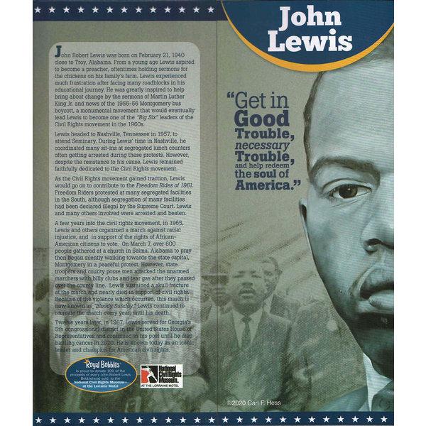 Americana John Lewis Bobblehead