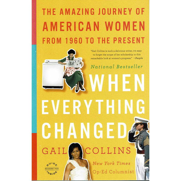 When Everything Changed by Gail Collins PB