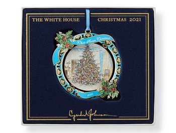 Announcing the 2021 White House Historical Association Ornament!