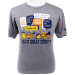All the Way with LBJ LBJ's Great Society Tshirt