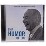 The Humor of LBJ CD