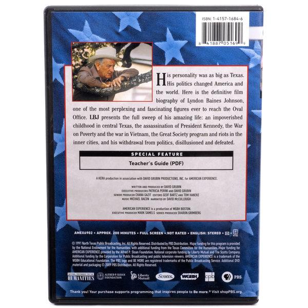 Sale Sale-LBJ: American Experience DVD