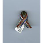 Sale sale-RWB Ribbon Tac Pin