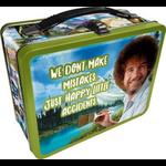 Americana Bob Ross Happy Accidents Lunch Box