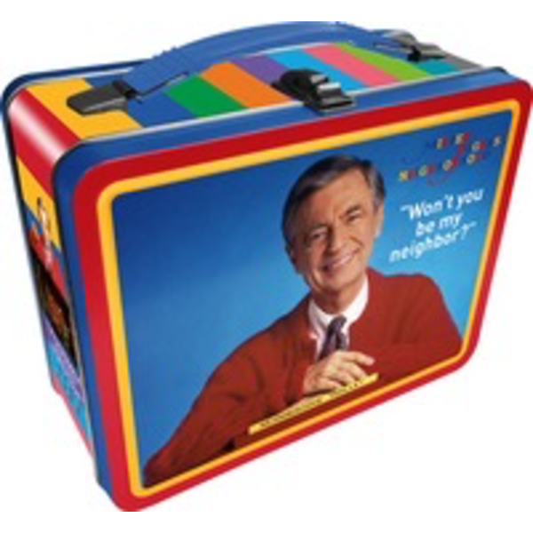 Just for Kids Mister Rogers Lunch Box