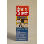 Just for Kids BRAIN QUEST PRESIDENTS
