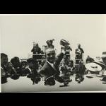 Sale sale-LBJ,1960 Postcard