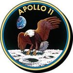 Just for Kids NASA Apollo 11 Magnet