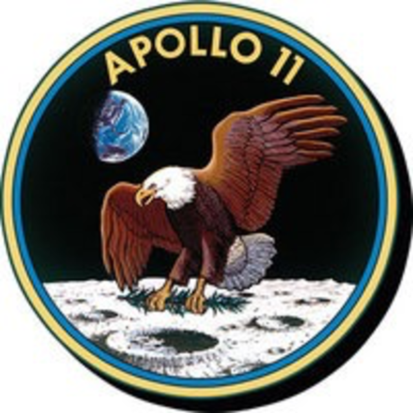 Americana NASA Apollo 11 Magnet