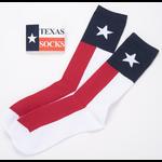 Austin & Texas Texas Flag Adult Socks