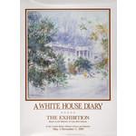 Lady Bird Johnson POSTER - White House Diary EXHIBIT