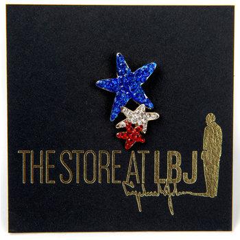 Sale sale-Three Star Tac Pin