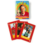 Just for Kids Mister Rogers Playing Cards