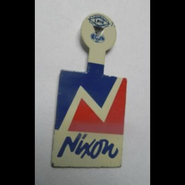 1968 Nixon Campaign Tab