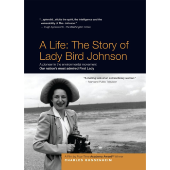 Lady Bird Johnson A Life: The Story of Lady Bird Johnson DVD