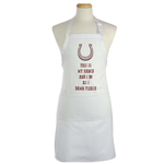 All the Way with LBJ This Is My Ranch Apron