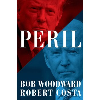 Peril by Bob Woodward and Robert Costa HB