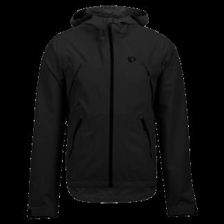 Pearl Izumi Pearl Izumi Monsoon WXB Hooded Jacket Black