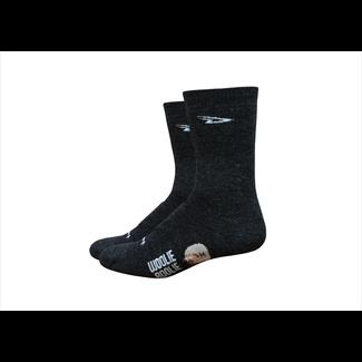 "DeFeet Defeet Woolie Boolie 6"" D-Logo Sock"