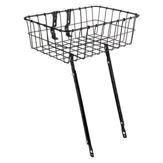 Wald 1372gb STD Small Multi-Fit Basket -15x10x5 Black