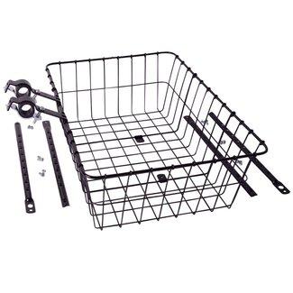Wald Front Basket 1392gb black basket medium Multi Fit