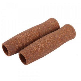 Velo Handlz Cork-Like Grips Brown