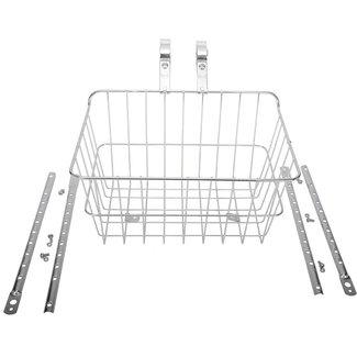 Wald 1512 Drop Top Basket Multi-Fit Silver