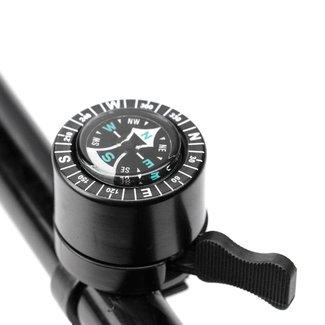 EVO Compass Bell Black 22-25.4mm