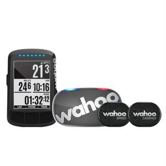 WAHOO Wahoo ELEMNT Bolt STEALTH GPS Bundle 2