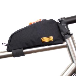 Restrap Restrap Top Tube Bag 0.8L Black