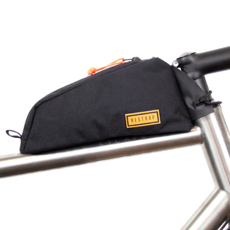 Restrap Restrap Top Tube Bag BOLT ON 0.8L Black